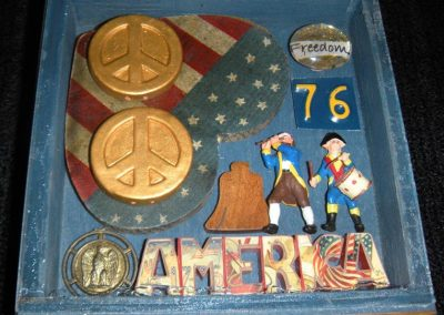 "America 1 - $35.00 6"" x 7"""