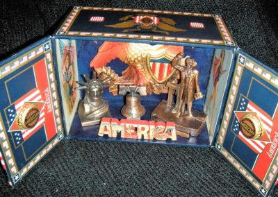 America Cigar Box - $45.00