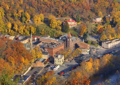 Overview of Jim Thorpe, PA
