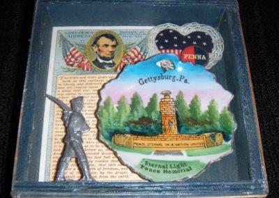 "Gettysburg - $35.00 6"" x 7"""