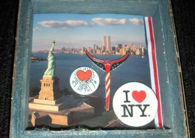 "New York City - $35.00 5"" x 5"""