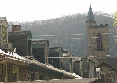 Race Street rooftops