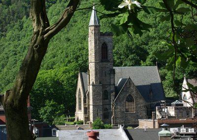 St. Mark's Episcopal Church, now the Episcopal Parish of St. Mark and St. John