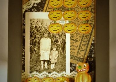 "Children Of Corn - $36.00 6"" x 8"""