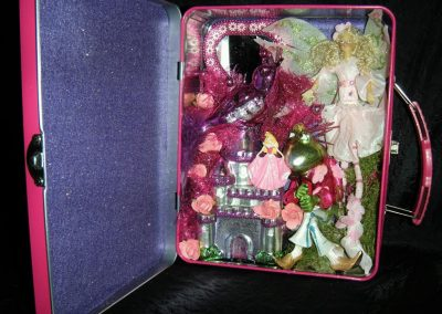 Fairy 4 - $36.00 in lunch tin