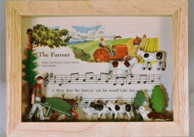 "Farmer - $39.00 6"" x 8"""
