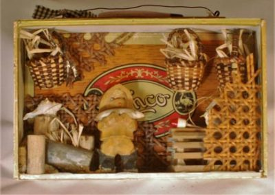 Fishing A - $49.00 in cigar box