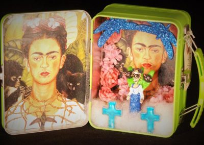 Frida - $48.00 in lunch tin