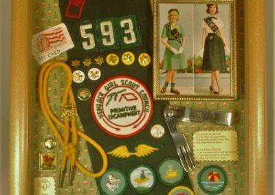"Girl Scout - $99.00 11"" x 14"""