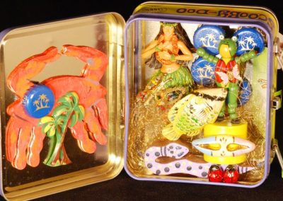 Hawaii - $48.00 in lunch tin