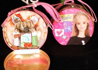 Lucky Barbie - $52.00 in tin